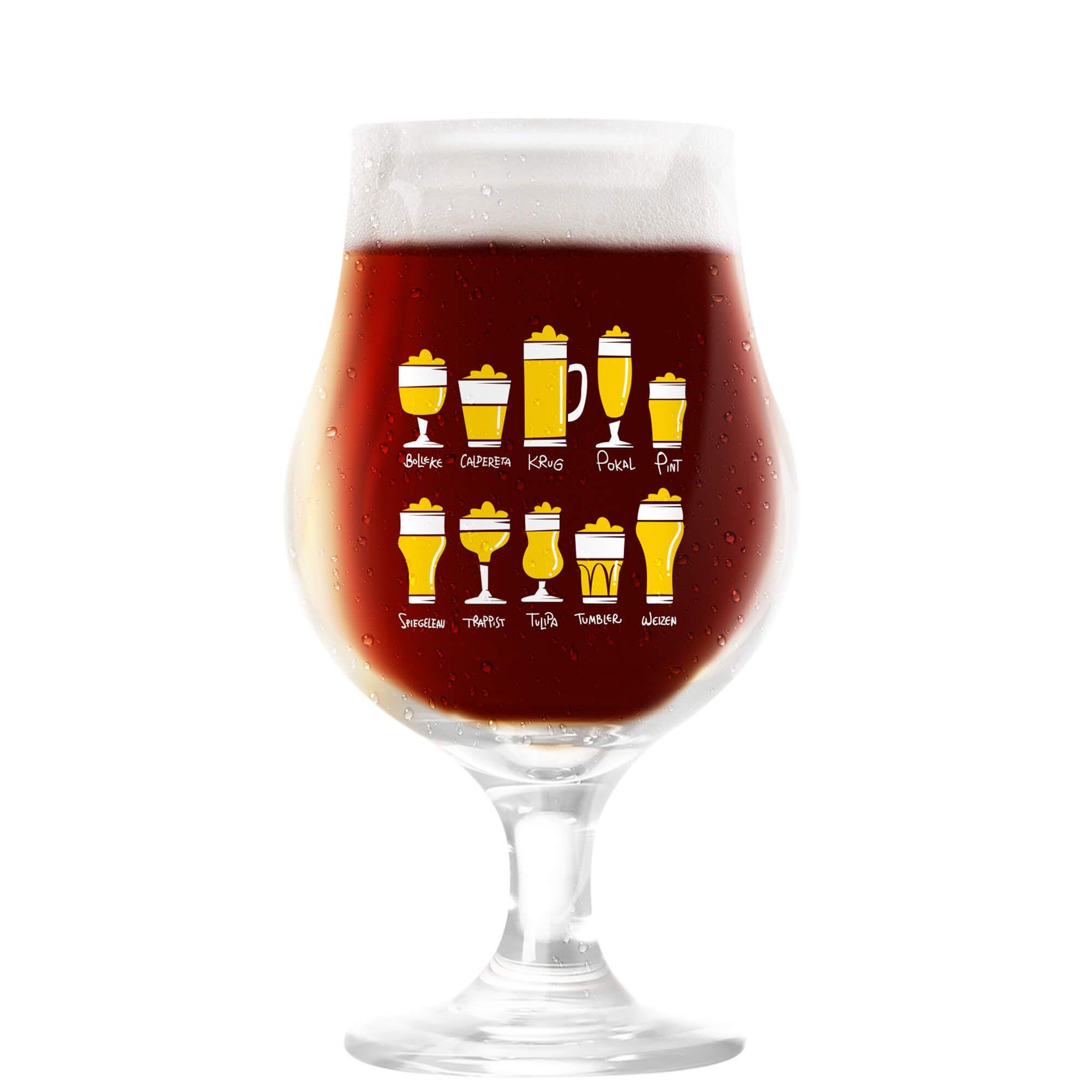 Taça Dublin 400ml - Coleção Cervejeiros - Copos