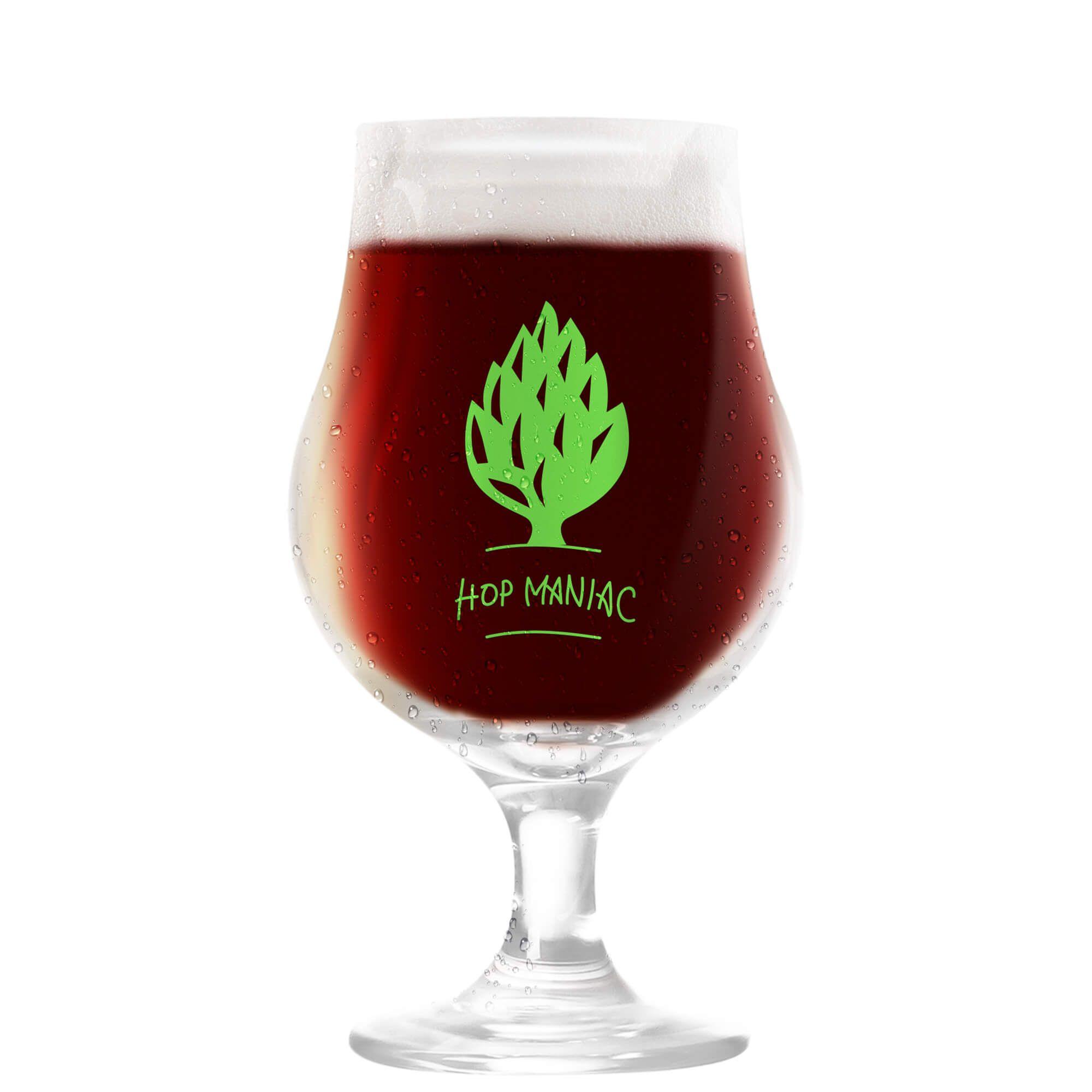 Taça Dublin 400ml - Coleção Cervejeiros - Hopmaniac