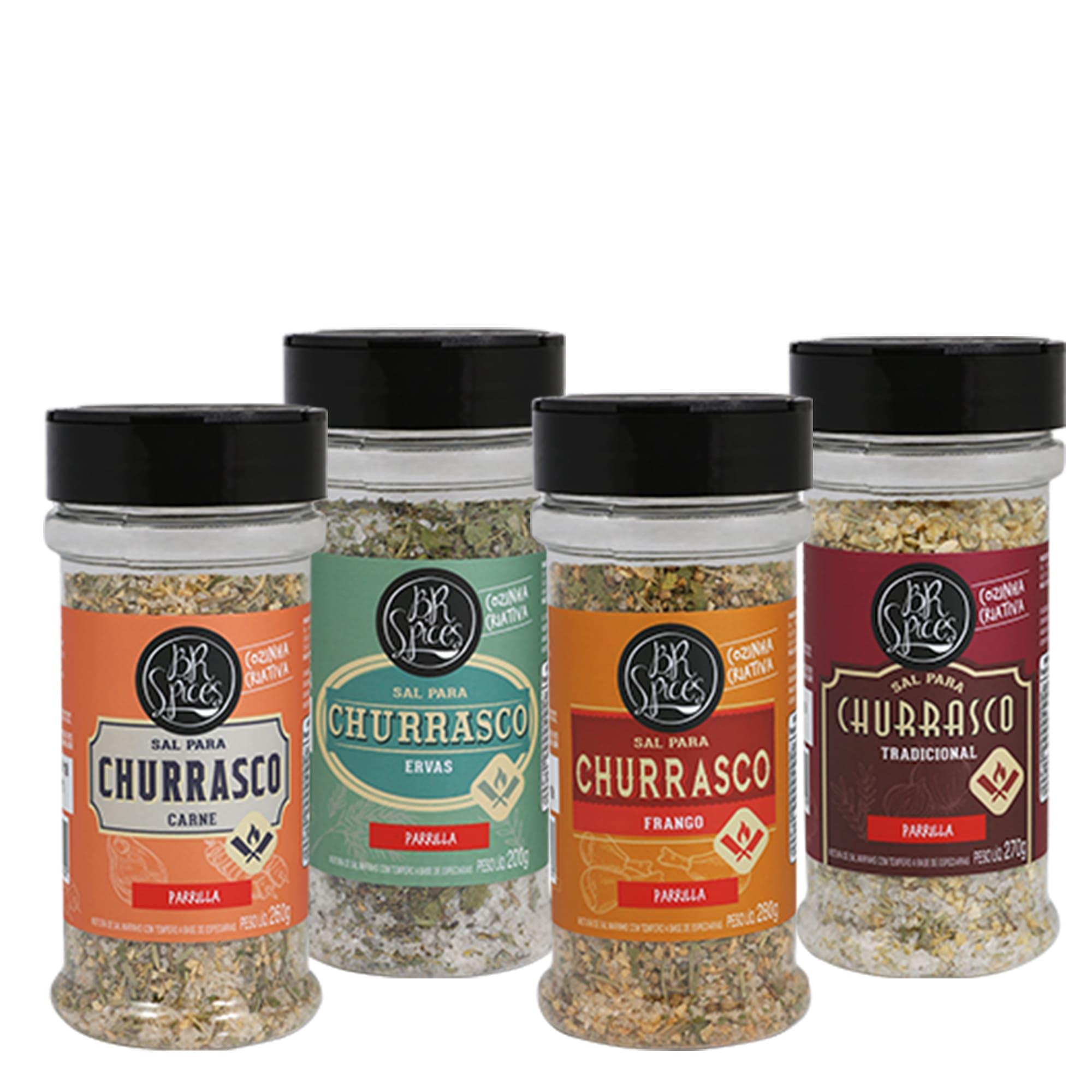 Tempero BR Spices Churrasco