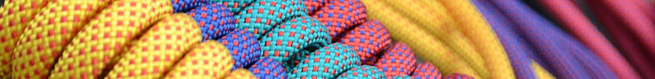 cordas para rapel e escalada - estáticas e dinâmicas