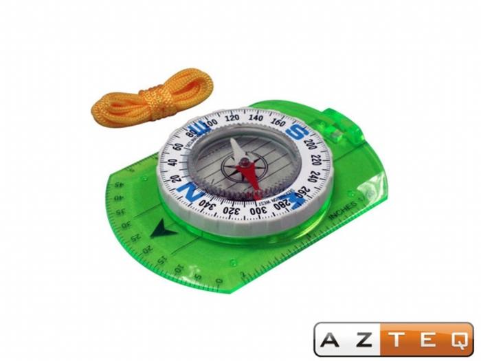 Bússola de Orientação Magnética Racer - AZTEQ