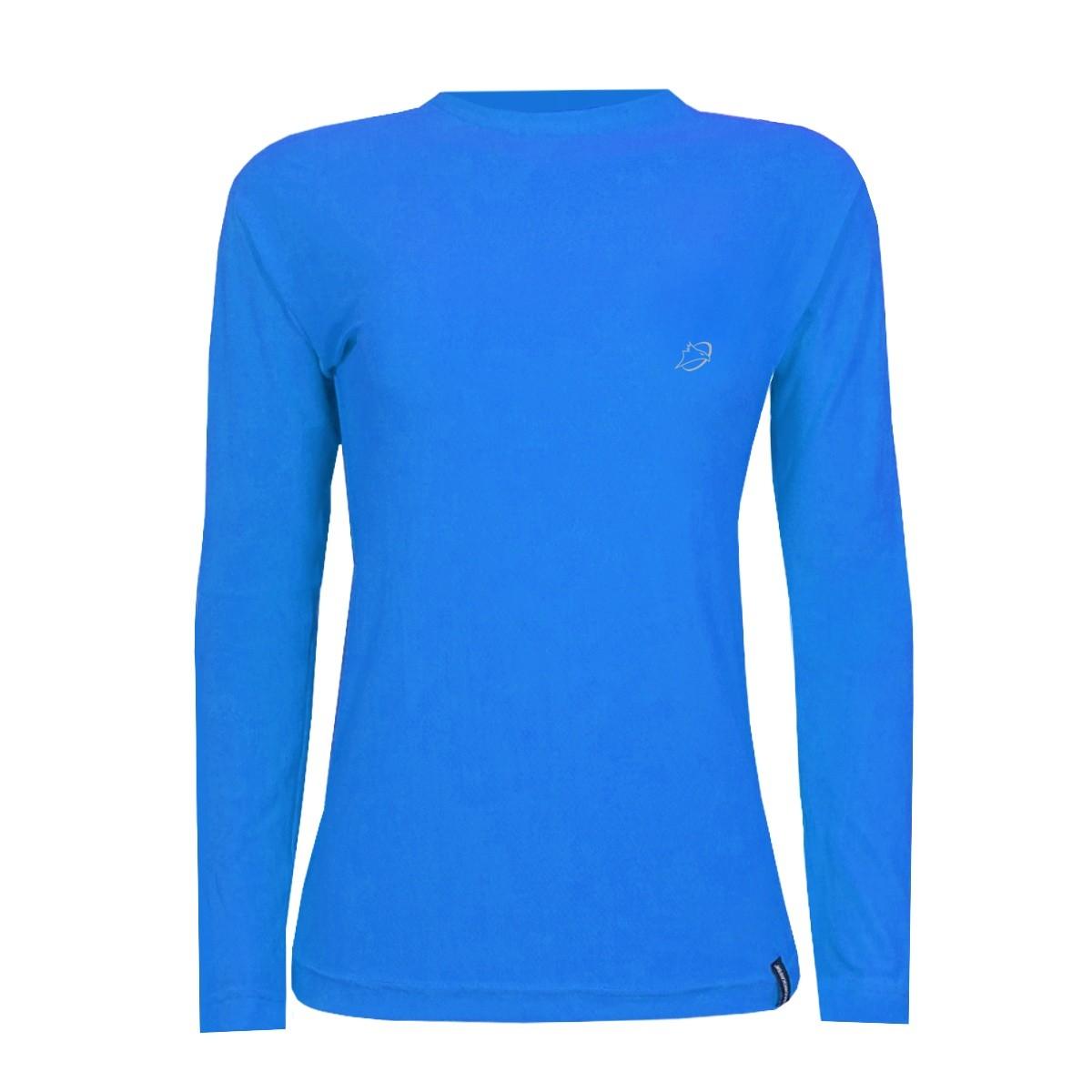 ... Camiseta Dry Cool Feminina Manga Longa - Proteção Solar - Conquista -  Altitude ... 5db895a84bc