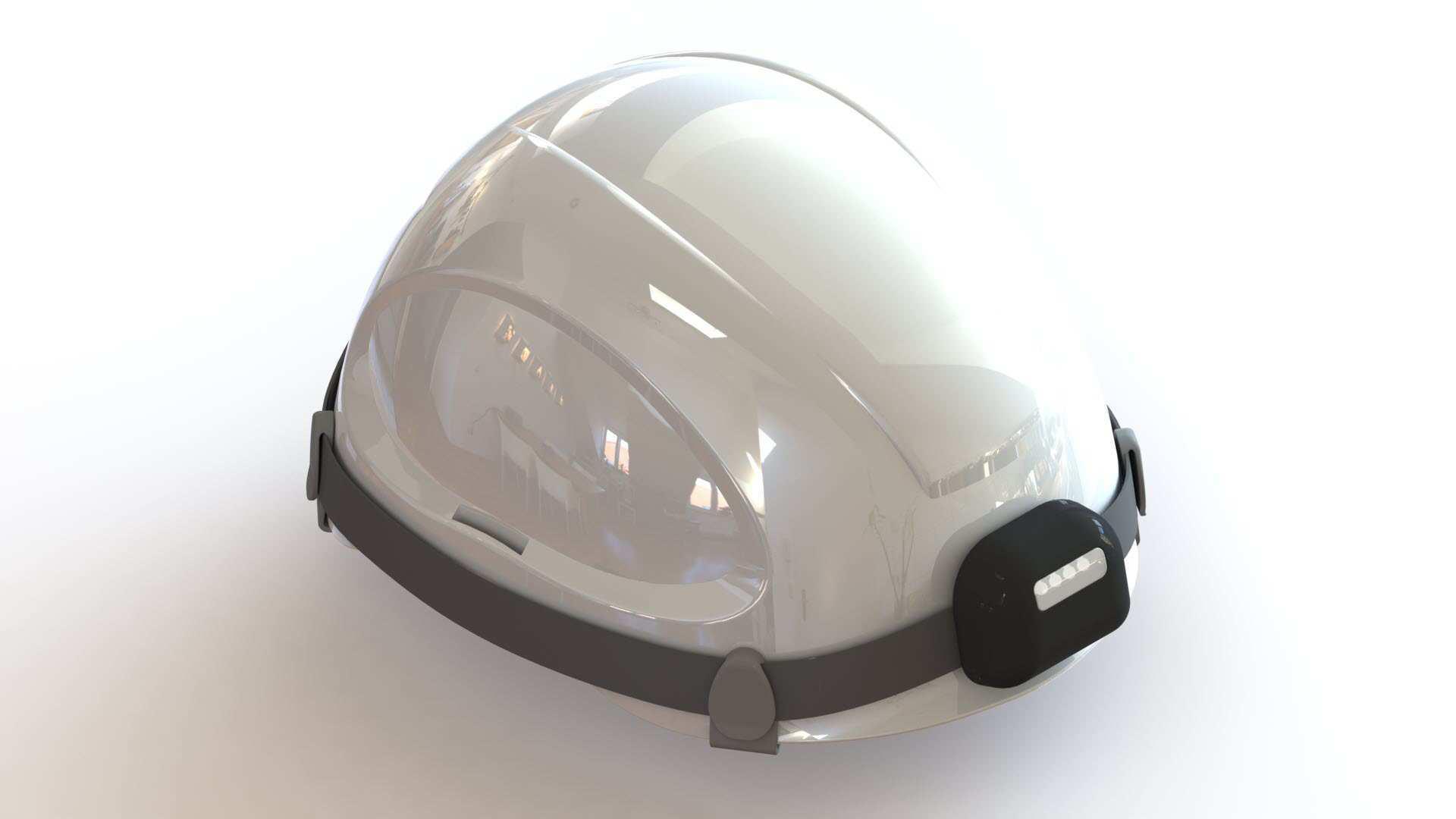 Capacete Corazza Air Branco - Ultra Safe