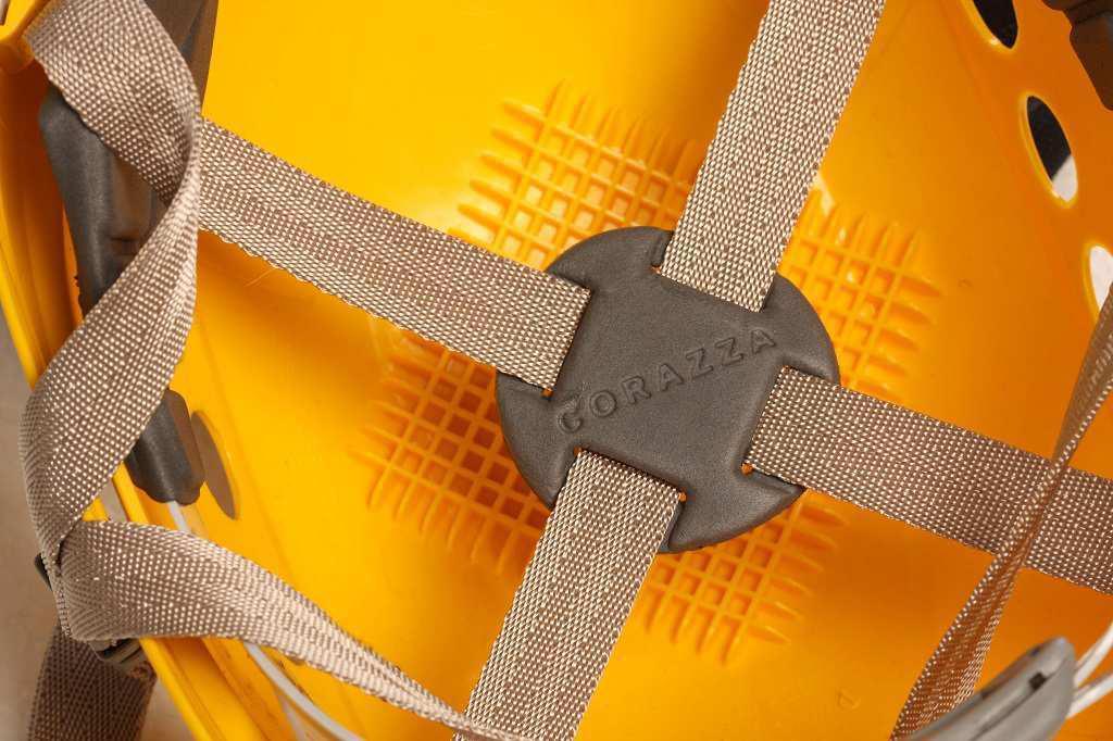 Capacete Corazza Air Preto - Ultra Safe