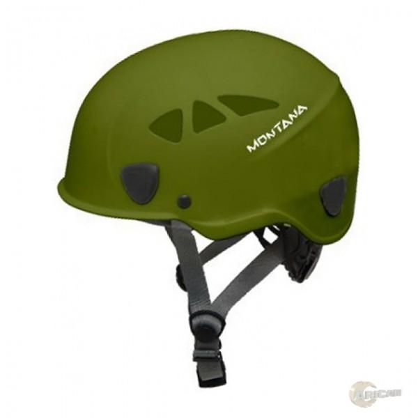 Capacete de Rapel - Classe A - Ares III - Verde - Montana
