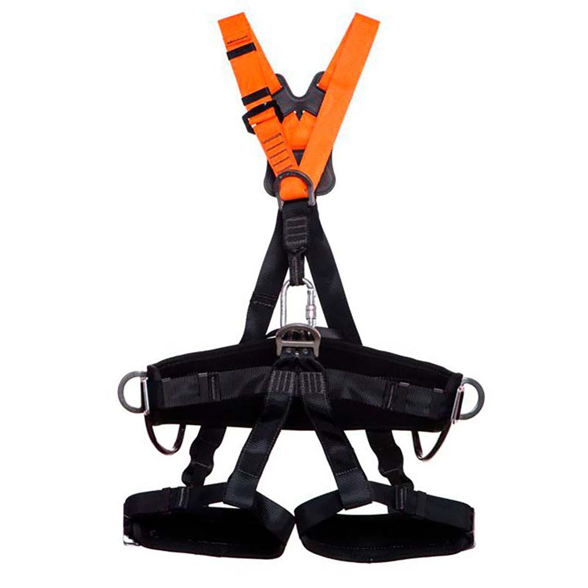 Cinturão Paraquedista 5 Pontos - MGCINTO