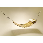 Rede de descanso dormir bambu BAMBUSA original