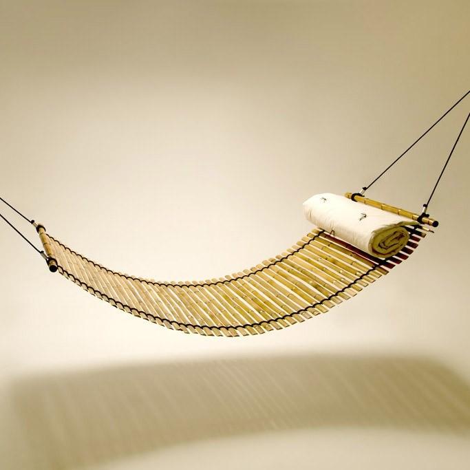 Kit 3 Redes de dormir BAMBUSA original
