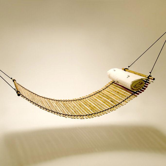 Rede de dormir BAMBUSA original