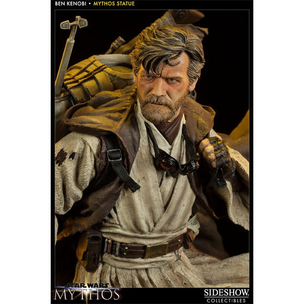 Sideshow Ben Kenobi - Mythos - Exclusive Edition  - Movie Freaks Collectibles
