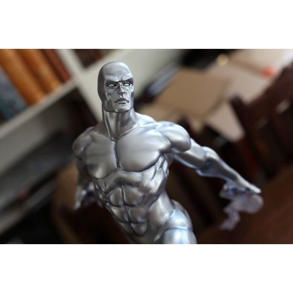 Sideshow Silver Surfer Comiquette  - Movie Freaks Collectibles