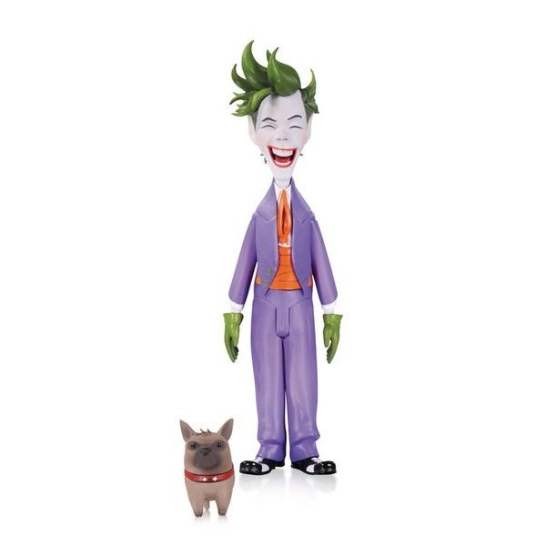 Lil Gotham: Joker / Coringa Mini Action Figures DC Collectibles  - Movie Freaks Collectibles