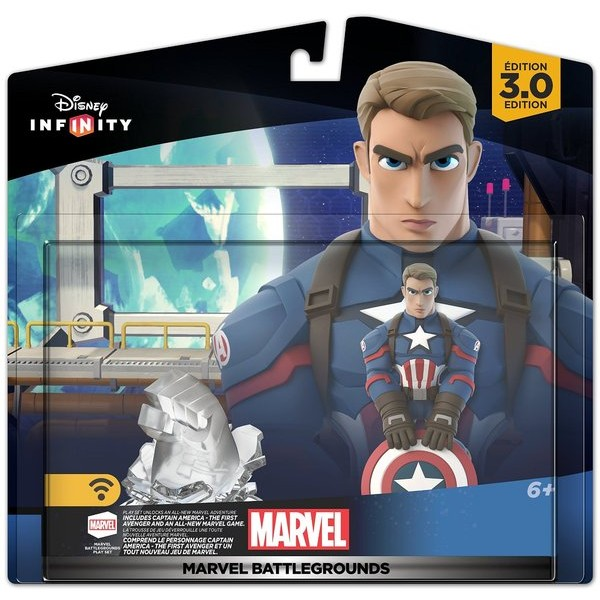 Disney Infinity 3.0 Edition: Marvel Battlegrounds Play Set  - Movie Freaks Collectibles
