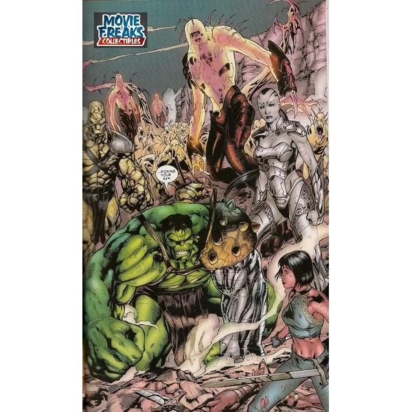 Incredible Hulk: Planet Hulk Paperback - Original Em Ingles!  - Movie Freaks Collectibles