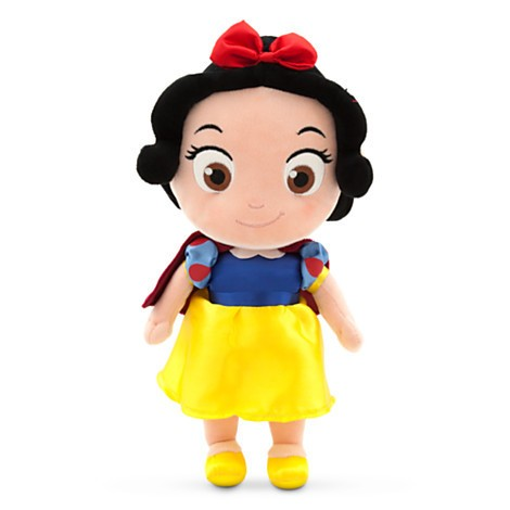 Disney Store A Branca De Neve Criança Pelúcia Peq. 32cm  - Movie Freaks Collectibles