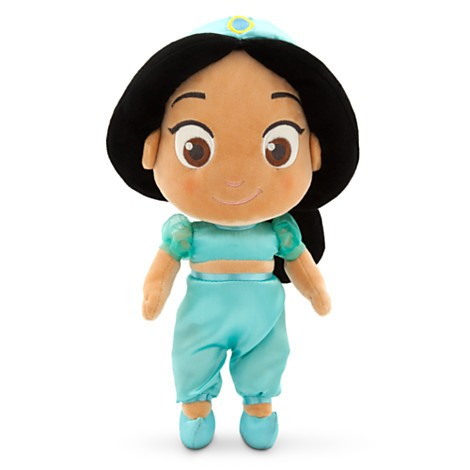 Disney Store Jasmine Criança Pelúcia Peq. 30cm  - Movie Freaks Collectibles