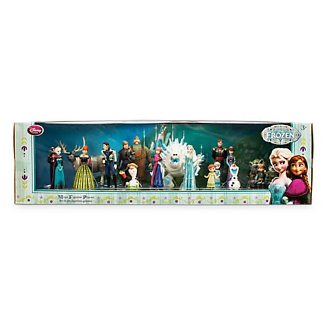 Disney Store Frozen Mega Figure Play Set  - Movie Freaks Collectibles