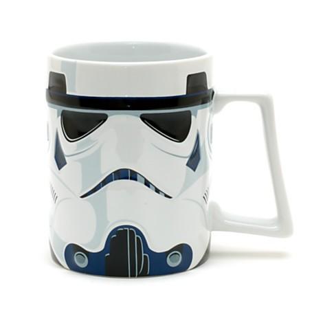 Caneca Storm Trooper - Star Wars / Disney Store - Produto original e licenciado!  - Movie Freaks Collectibles