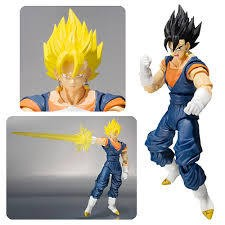 Bandai Vegetto Dragon Ball Z S.H Figuarts  - Movie Freaks Collectibles