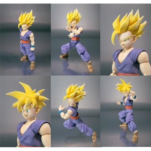 Bandai Super Saiyan Son Gohan Dragon Ball Z S.H Figuarts  - Movie Freaks Collectibles