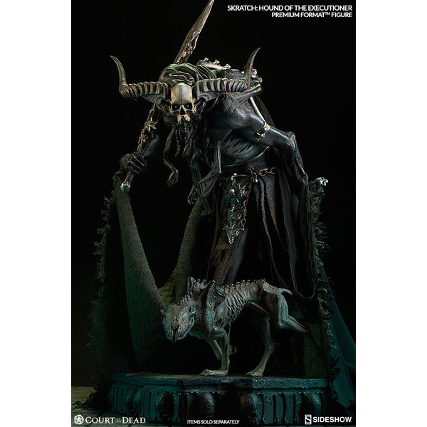Sideshow The Executioner Oglavaeil + Skratch: Hound of the Executioner Premium Format?  - Movie Freaks Collectibles