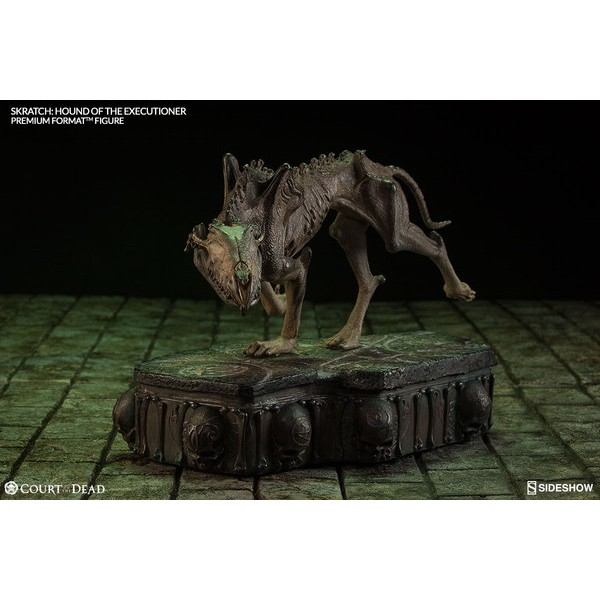 Sideshow Skratch: Hound of the Executioner Premium Format?  - Movie Freaks Collectibles
