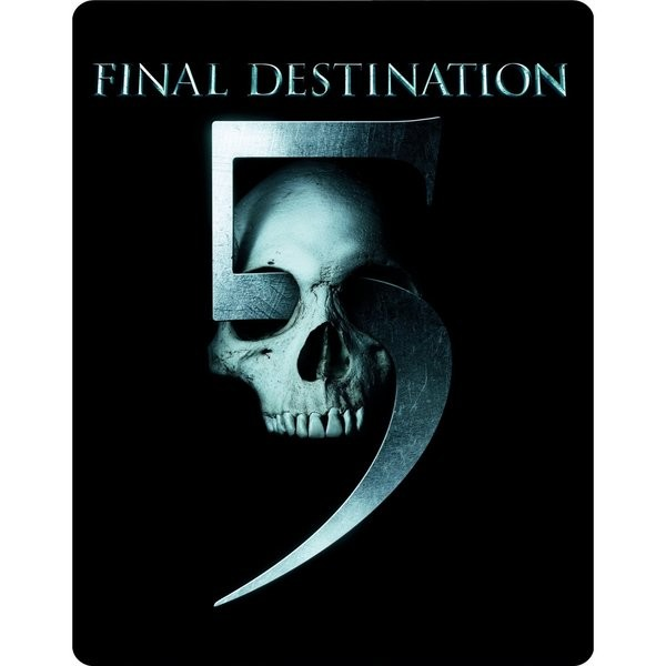 Premonição 5 - Final Destination 5 Steelbook  - Movie Freaks Collectibles