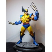 Erick Sosa Marvel Vs Capcom Wolverine ´The Wolf´ 1/4 scale