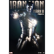 Sideshow Homem de Ferro Mark II Iron Man Mark 2 Maquette