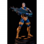 Wolfpax Marvel vs Capcom Cable 1/4 statue