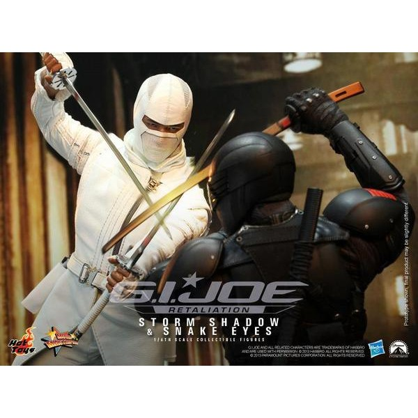 Hot Toys Storm Shadow  - Movie Freaks Collectibles