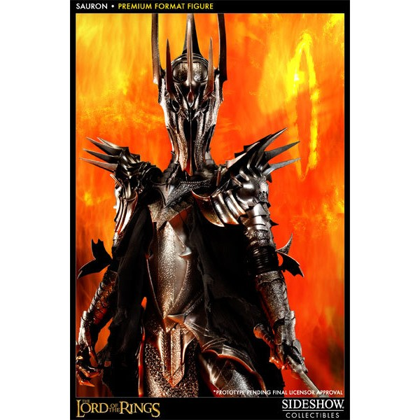 Sideshow Sauron Premium Format  - Movie Freaks Collectibles
