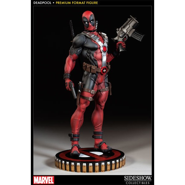 Sideshow Deadpool Premium Format EXCLUSIVE  - Movie Freaks Collectibles