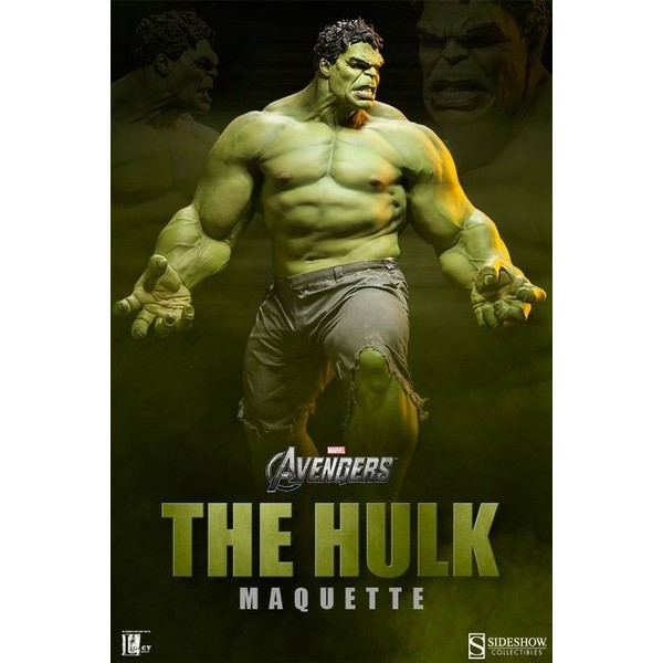 Sideshow Hulk Maquette  - Movie Freaks Collectibles