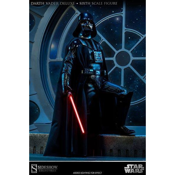 Sideshow Darth Vader Deluxe 1/6  - Movie Freaks Collectibles