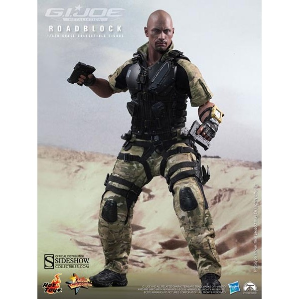 Hot Toys Roadblock  - Movie Freaks Collectibles
