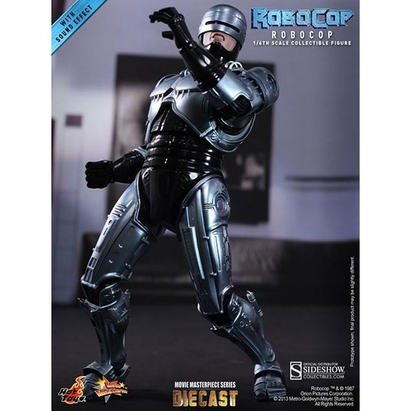 Hot Toys Robocop Die Cast Series  - Movie Freaks Collectibles