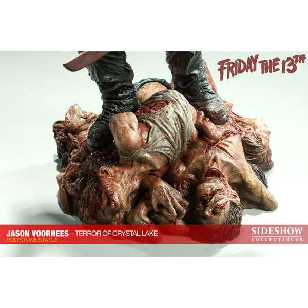 Jason Voorhees Terror Of Crystal Lake  - Movie Freaks Collectibles