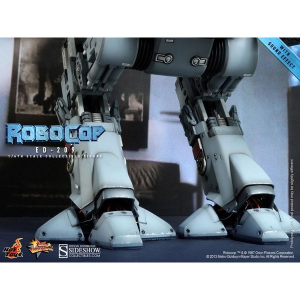 Hot Toys ED-209  - Movie Freaks Collectibles