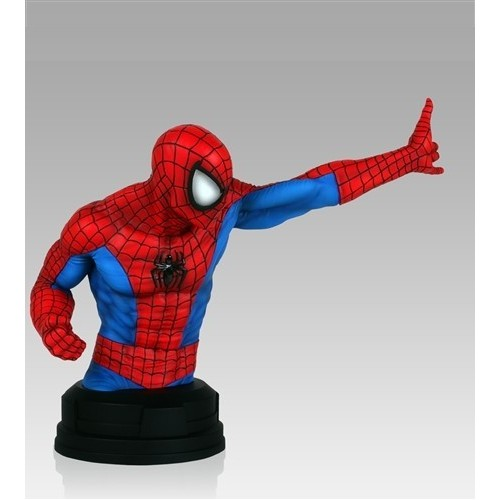 Gentle Giant Homem Aranha Mini Bust / Busto  - Movie Freaks Collectibles