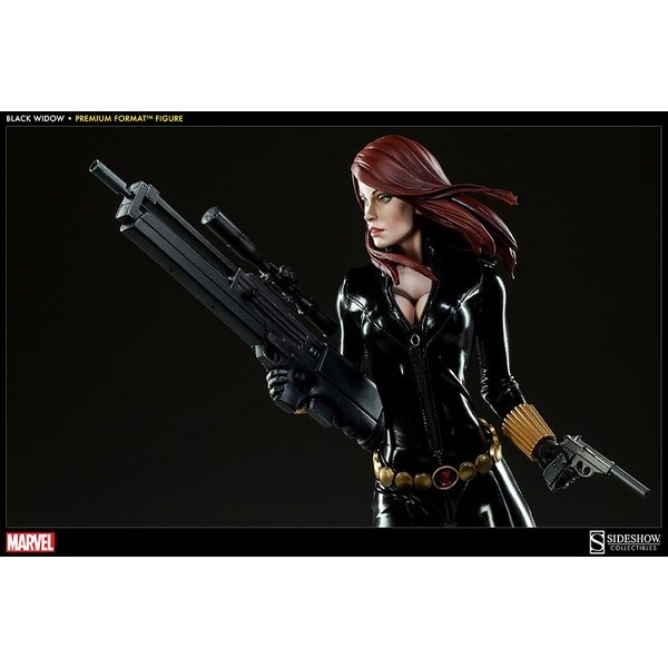 Sideshow Viúva Negra - Natasha Romanova Premium Format  - Movie Freaks Collectibles