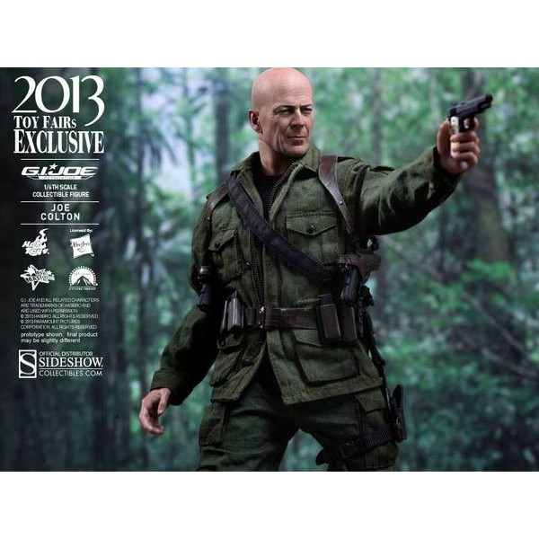 Hot Toys Joe Colton G.I. Joe - Toy Fair Exclusive  - Movie Freaks Collectibles