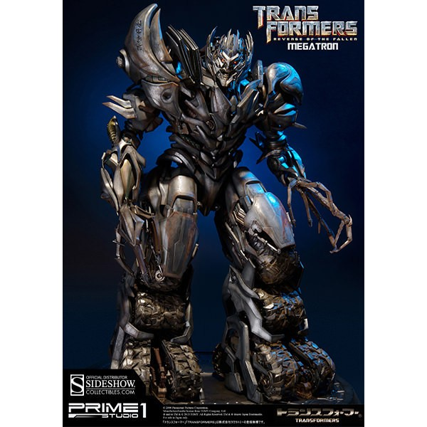 Sideshow Collectibles - Prime 1 Studio MEGATRON - Movie Freaks Collectibles