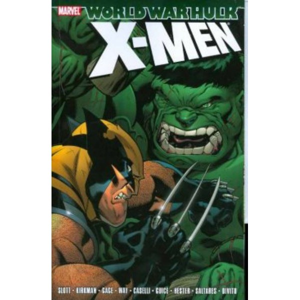 World War Hulk X-MEN - Original Em Ingles!  - Movie Freaks Collectibles