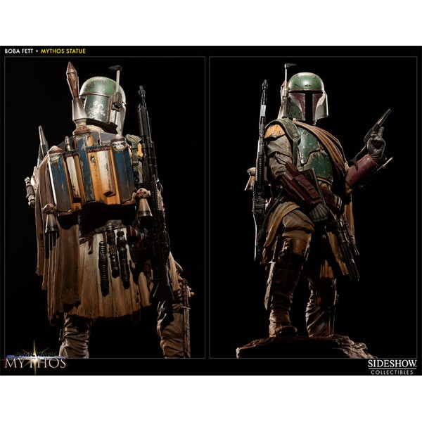 Sideshow Boba Fett - Mythos - Exclusive Edition  - Movie Freaks Collectibles
