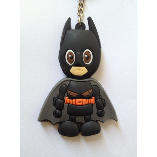 Chaveiro de borracha Baby Batman  - Movie Freaks Collectibles