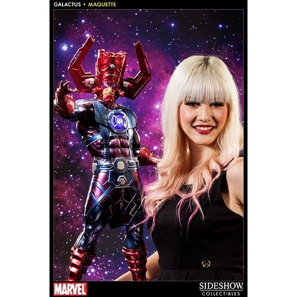 Sideshow Galactus Maquette  - Movie Freaks Collectibles
