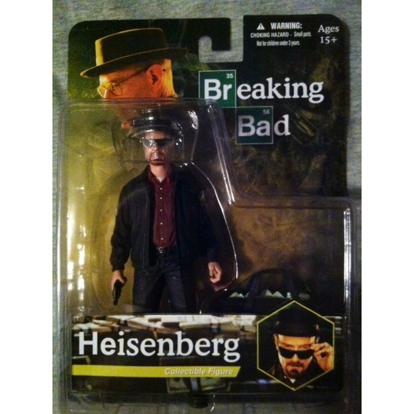 Mezco Breaking Bad Heisenberg  - Movie Freaks Collectibles