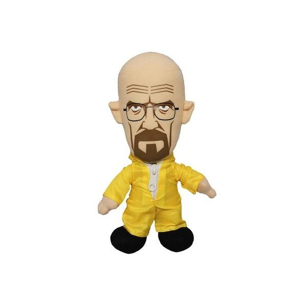 Mezco Breaking Bad Set de Pelúcia - Walter White e Jesse Pinkman  - Movie Freaks Collectibles