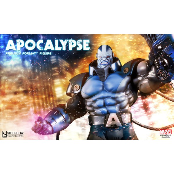 Sideshow Apocalypse Premium Format  - Movie Freaks Collectibles